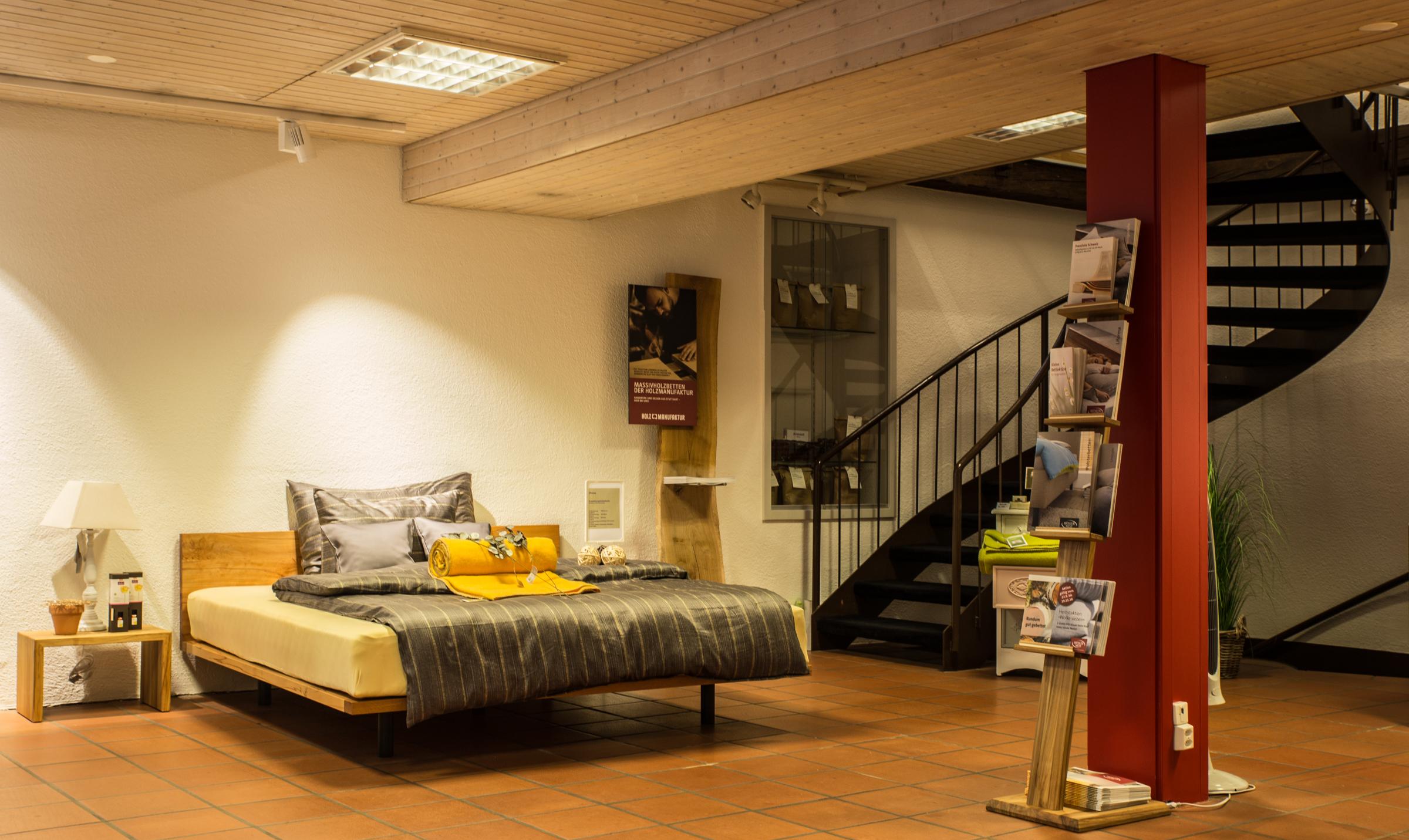 Hüsler Nest - Natürlicher Talalay-Latex-Matratzentoppergeschäft in Solothurn Solothurn