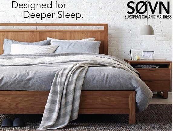 Sovn European Sleep Systems Natural Talalay Latex Mattress Store In Dallas Tx